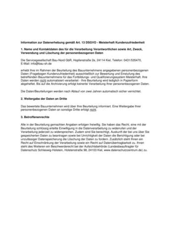 Fragebogen zur Kundenzufriedenheit-2